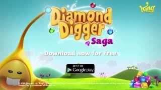 Diamond Digger Saga Трейлер Игры