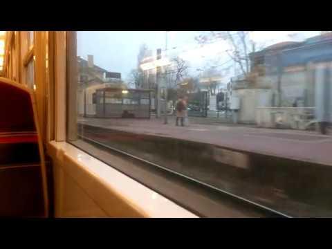 RER C - Massy Palaiseau to Versailles Chantier (Train in Paris)