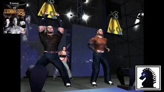GC WWE Wrestlemania X8 - Edge & Christian vs The Hardy Boys