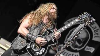 Zakk Wylde gets me through solo