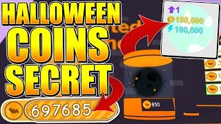 HOW TO GET FAST HALLOWEEN COINS IN ROBLOX PET SIMULATOR!