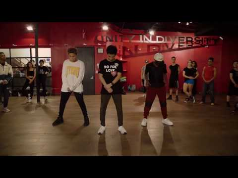 Gabe de Guzman, Bigwill Simmons & Jason Hancock | Wrongest Way - SONNY | @NikaKljun Choreography