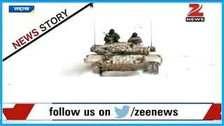 DNA : Indian army deploys its armored brigade in Ladakh for countering China movement