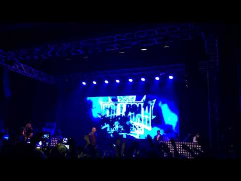 Kollegah AKS im Wandschrank Live 2014