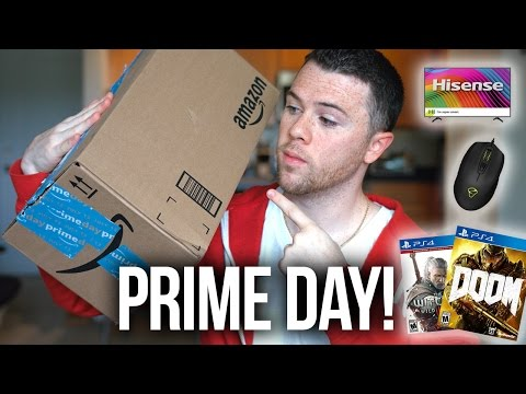 Best Amazon Prime Day Deals 2016!
