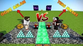SİHİRLİ UZAY ŞANS BLOĞU - Minecraft