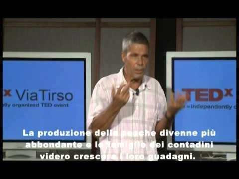 San Sperate: un modello di sviluppo locale | Vincenzo Porcu | TEDxViaTirso