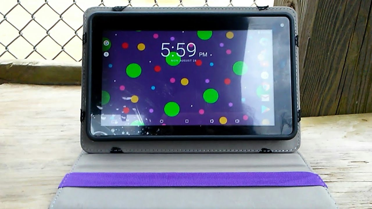 newest e064f 929c9 Customized Tablet Case For RCA Voyager III