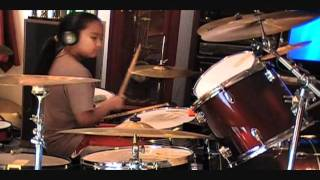 Warren Zevon - Werewolves Of London (Drum Cover) by Ian(10)Rey