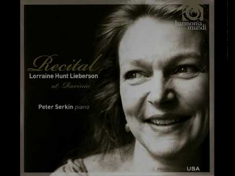 Calling You - Lorraine Hunt Lieberson