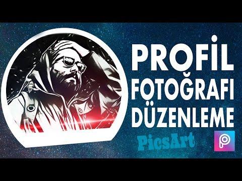 Profil Fotoğrafı Yapımı   Vektör   PicsArt Tutorial