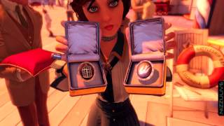 BioShock Infinite Elizabeth Bird or the Cage