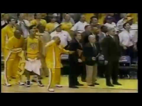 Kobe And Shaq Feud