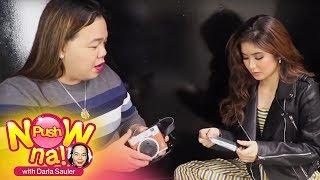 Push Now Na: Loisa Andalio Bag Raid