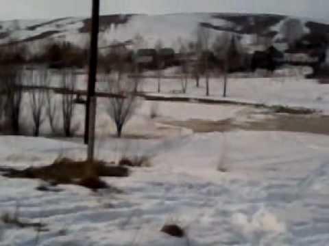 Snowmobile on water (4) / Снегоход на воде (4).mp4