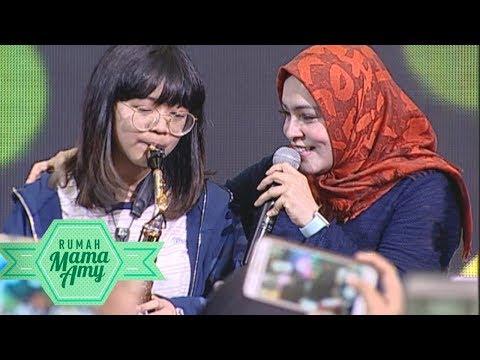 Merdu Banget, Astrid Nyanyi, Cinta Dan Nino Kuya Main Saxophone  - Rumah Mama Amy (24/10)