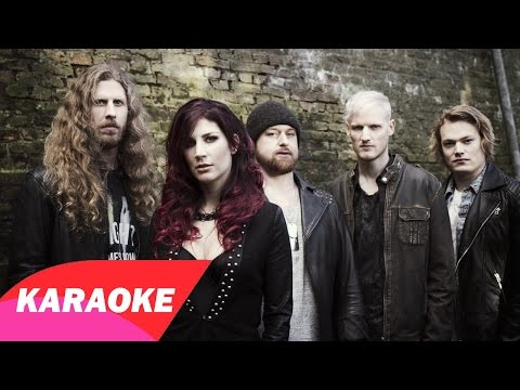 DELAIN - We Are The Others - KARAOKE 2016