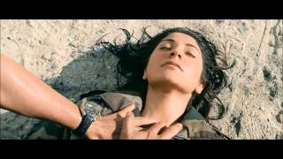 Repeat youtube video Anushka Sharma Bikini Scene in Jab Tak Hai Jaan