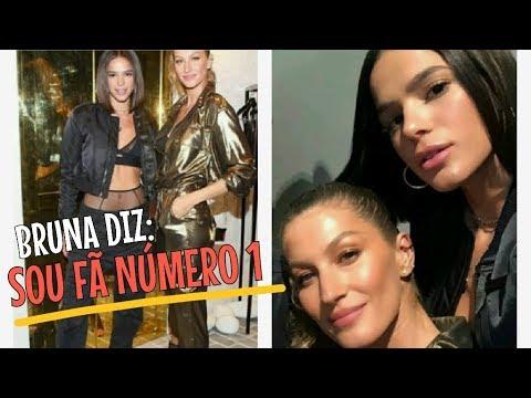 Bruna Marquezine CONHECE Gisele Bündchen e é super Elogiada por ela | Veja!!!