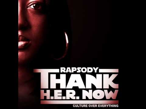 Rapsody - Blankin' Out the Remix (ft. Jean Grae) [prod. by Khrysis] - Thank H.E.R. Now