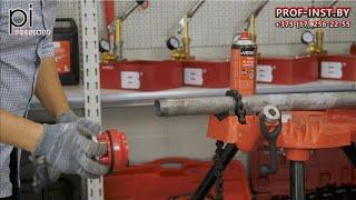 Обзор инструментов для нарезания трубной резьбы