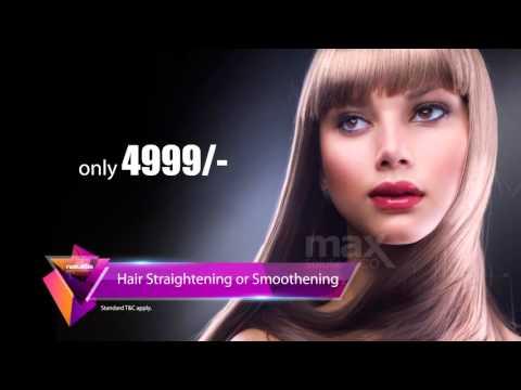Naturals Salon AD 20sec TVC - YouTube