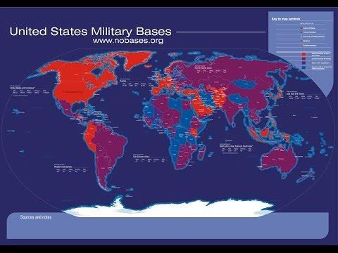 Standing Army   Die geheime Strategie der US Militärbasen - Doku
