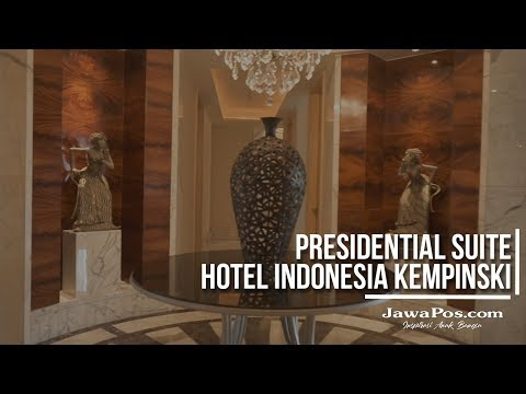 Presidential Suite by Hotel Indonesia Kempinski