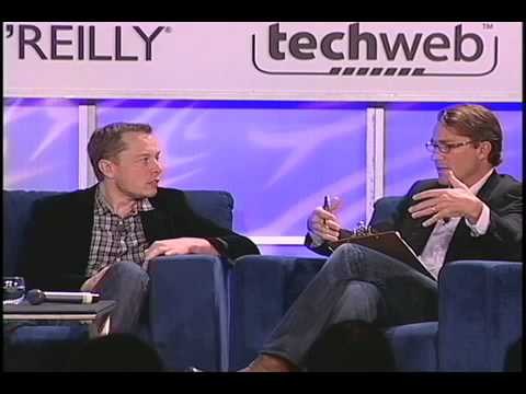 Conversation with Elon Musk (Tesla Motors) - Web 2.0 Summit 08