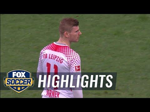 Hannover 96 vs. RB Leipzig | 2017-18 Bundesliga Highlights