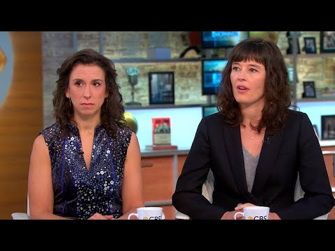 NYT's Kantor and Twohey on breaking Weinstein story, #MeToo