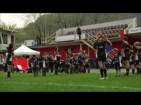 The Suisse Rugby Day 2015 live from Monthey. April 18 from 1.30 pm