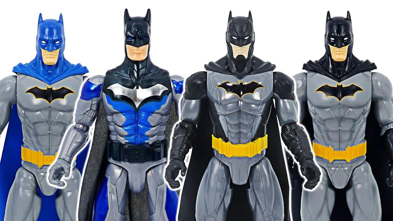 Renacimiento Batman, Batman Azul, Misión Cero Batman, ¡Batman Táctico!