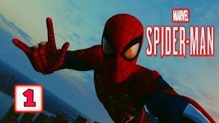 WEB SLINGING,CITY SWINGING I Marvel's Spider-Man #1