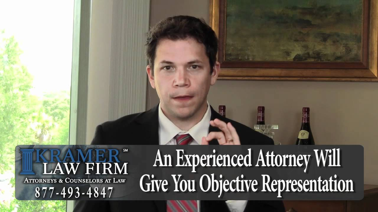Orlando Criminal Defense Lawyer Why Do You Need An Experienced