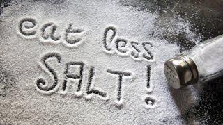 Бессолевая диета - эффект -5 кг за 2 дня