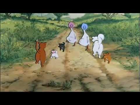 Les Aristochats - Marche de L'oie