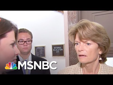 Donald Trump Goes After GOP Senators Who Voted Against Health Bill | MSNBC