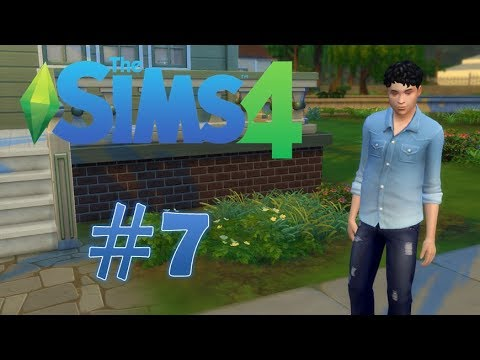 """The Sims 4 Part7 """"The Whole Single Day with Liberty"""""""