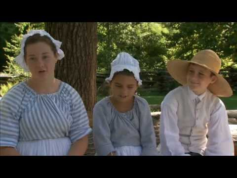 Life as a Child in the 18th Century