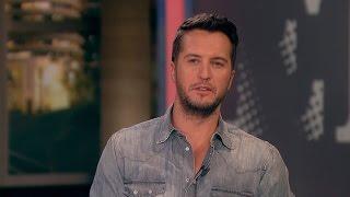EXCLUSIVE: Luke Bryan Jokes Gwen Stefani Needs a 'Support Group' to Date Blake Shelton