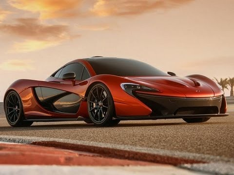 Supercars Of Need For Speed Movie 2014 Mclaren P1