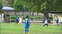 SSCC U11 B - CANTELEU : 3 - 0