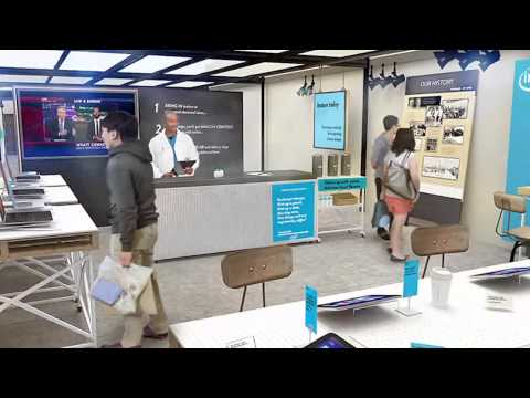 Intel Experience Store Opening in Nolita, New York For Holiday 2013