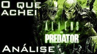 Review #24 - Aliens vs. Predator (Análise)