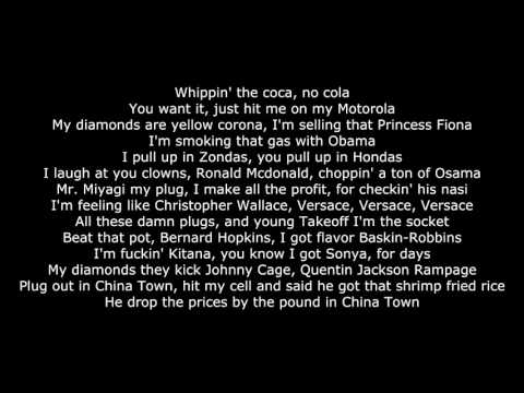 Migos - Chinatown (lyrics)