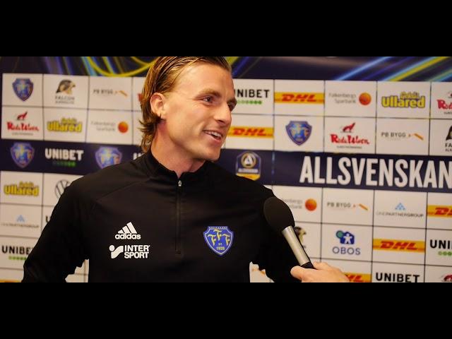 Inför Falkenbergs FF - Djurgårdens IF, Allsvenskan 2020