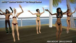IMVU Samba Onda 1 GroupDance (song by Axe Bahia -