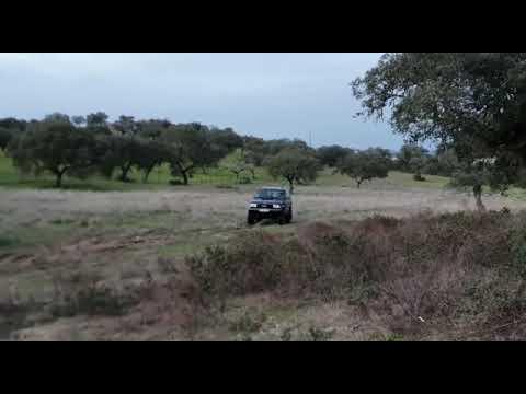 Opel Monterey Mud 2wd