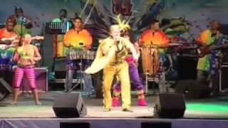 Dushi Band of Aruba - Happy Ft Mighty Mike Saladin